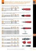 HERRAMIENTA PARA INOX / STAINLESS STEEL ... - Ega Master - Page 5