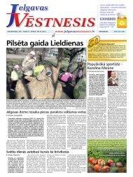 2011.gada 21.aprīlis Nr.16(201) - Jelgavas Vēstnesis