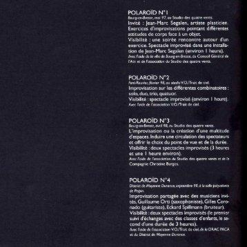 Liste des polaroids (application/pdf / 2.07 MB) - maison contour