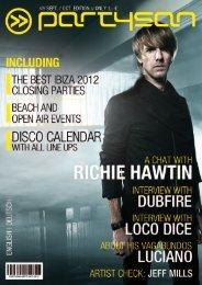 Richie Hawtin - PARTYSAN International.