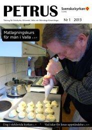 Nr 1 2013 - Svenska kyrkan