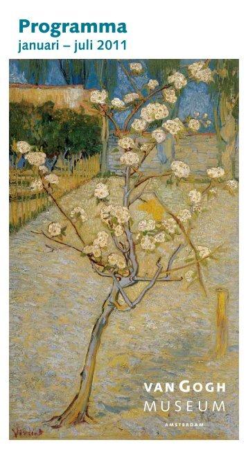 Programma - Van Gogh Museum