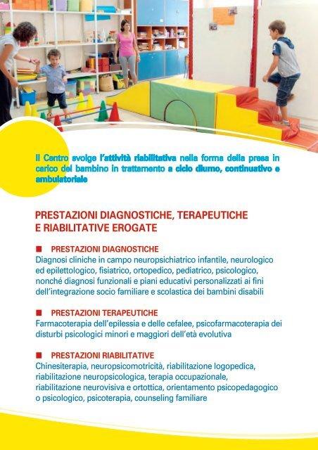 Brochure della sede