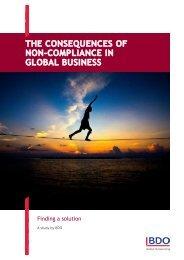 consequences of non-compliance - BDO International