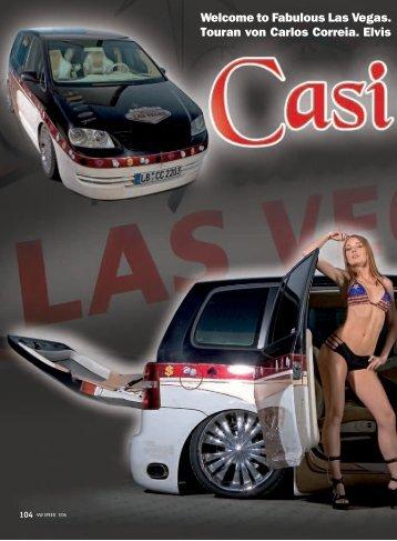 correia - VIVA Las Vegas Touran