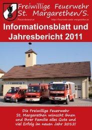 Rundschreiben 2011 - Freiwillige Feuerwehr St.Margarethen