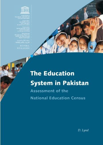 The Education System in Pakistan - UNESCO Islamabad