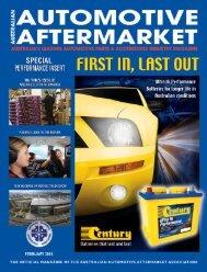 AM DEC 2007 - Australian Automotive Aftermarket Magazine