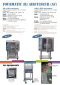 FOURMATIC - AIRCUISEUR - PATISMATIC - STATIC - AC700 - Capic - Page 4