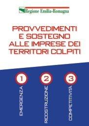 Vademecum Regione Emilia Romagna - CNA Bologna