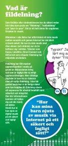UNGDOMAR, MUSIK och INTERNET - Kidsmart - Page 2