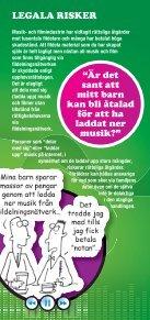 UNGDOMAR, MUSIK och INTERNET - Kidsmart - Page 6