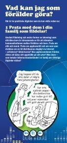 UNGDOMAR, MUSIK och INTERNET - Kidsmart - Page 7