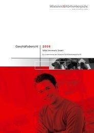 Geschäftsbericht 2006 - Wüstenrot & Württembergische