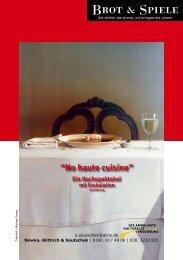 Brot & Spiele - Brot und Spiele - Berlin