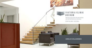herzlich willkommen - Viktoria Klinik Bochum