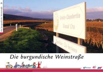 Route touristique des Grands Vins de Bourgogne - Tourismus in ...