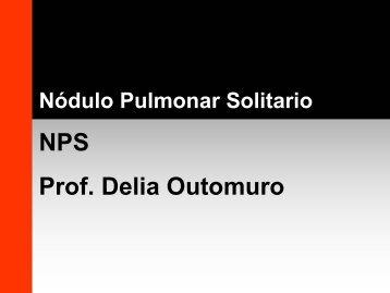 Nódulo Pulmonar Solitario - FMV