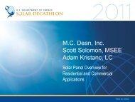 How To Safely Design Your Solar Installation - Solar Decathlon