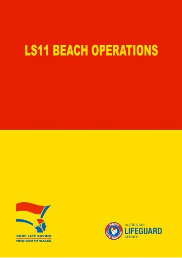 Ls Beach Operations Surf Life Saving Sydney Northern Beaches