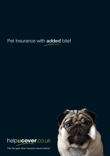 DOG - GP02334 - Combined Policy & Summary Booklet - Helpucover