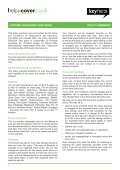 DOG - GP02334 - Combined Policy & Summary Booklet - Helpucover - Page 4