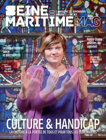 magazine - Département de Seine-Maritime