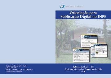 Orientação para Publicação Digital no INPE - mtc-m17:80