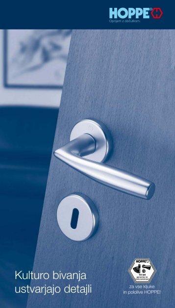 Kljuke Hoppe - RS okna