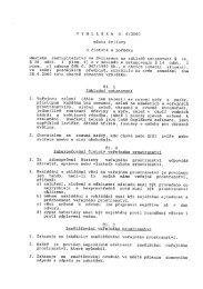 VYHL Á Š KA č. 6/2000 města Svitavy O čistotě a pořádku Městské ...