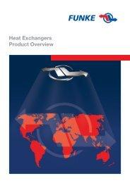 Heat Exchangers Product Overview