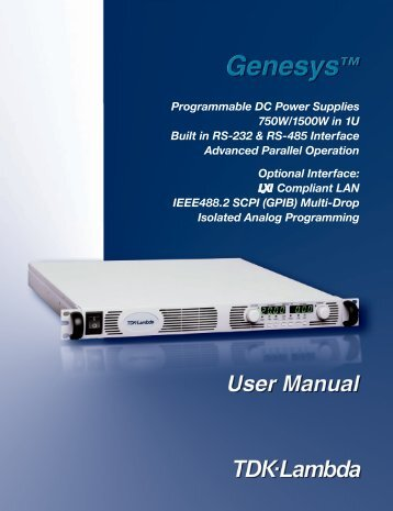 IA575K-INPAGES GEN750-1500-1U Rev.L.indd - Amtex Electronics