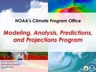 CPO/MAPP (Mariotti) - Climate Prediction Center - NOAA