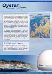 Satellietkeuze per knopdruk - BM-Sat BV