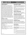 Set-up Recon - McElroy Manufacturing, Inc. - Page 4