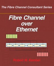 Fibre Channel over Ethernet Fibre Channel over Ethernet - NLA Books
