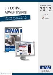 EFFECTIVE ADVERTISING!
