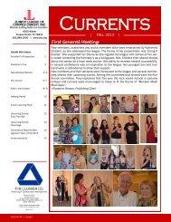 Fall, Volume XX Issue 1 - Junior League of Corpus Christi