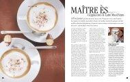 Cappuccino & Latte Macchiato - Nespresso