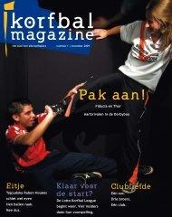Korfbal Magazine