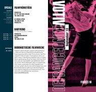 filmladen-Info September 13 - Votivkino