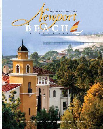 official visitors guide california - Visit Newport Beach