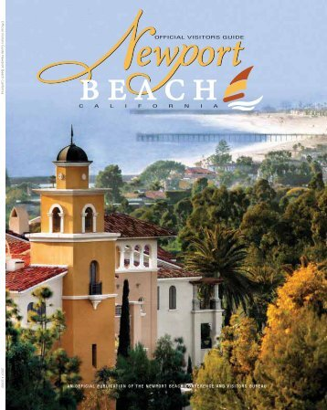 official visitors guide california - Visit Newport Beach