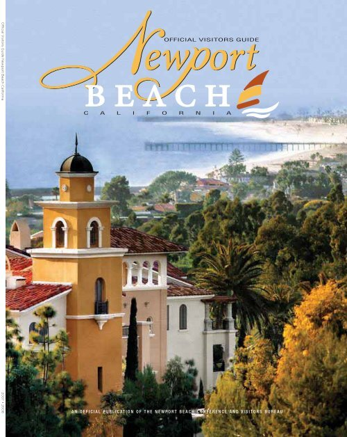 Official Visitors Guide California