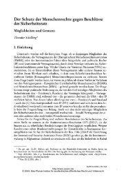 Möglichkeiten und Grenzen 1. Einleitung - Zeitschrift für ...
