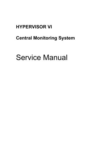 Mindray pm 8000 patient monitor service manual internetmed mindray hypervisor 6 vital signs monitor service internetmed ccuart Choice Image