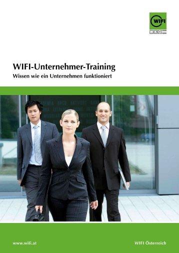 Wifi-Unternehmer-training