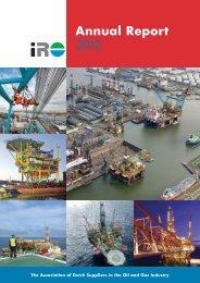 Annual Report 2012 - IRO