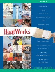 Final Boatworks Rate Card - Sail Magazine