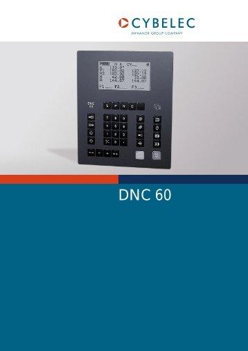 DNC 60 - cyb-tech GmbH